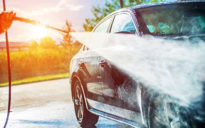 Tavaszi autó nagytakarítás