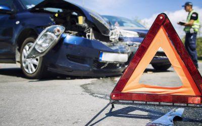 Mit tegyünk közlekedési baleset esetén?